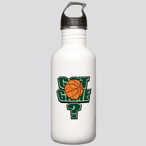 GOT GAME? [green} Stainless Water Bottle 1.0L